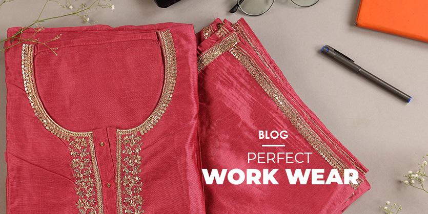 Perfect Workwear at Pothys